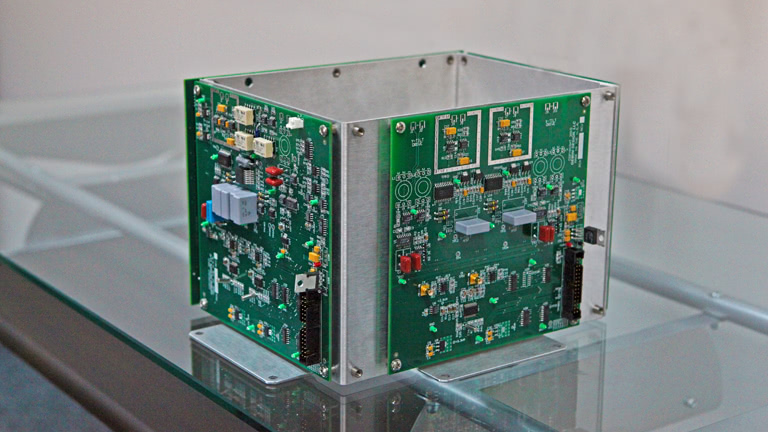 Data Acquisition and Control System - Low-Noise High-Precision, Multi-Channel